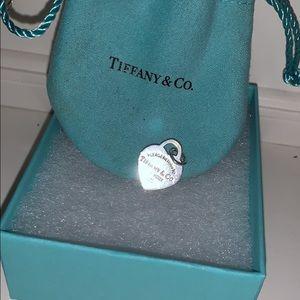 Tiffany & Co Heart Charm